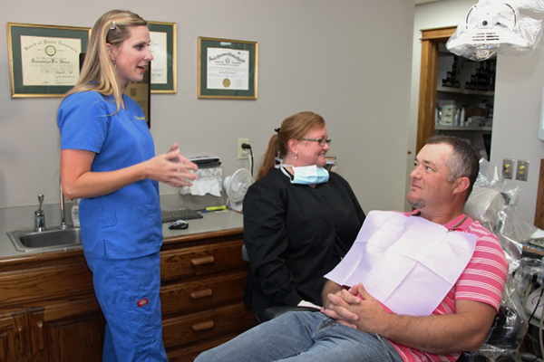 Restorative Dentistry by Okmulgee Family Dentist